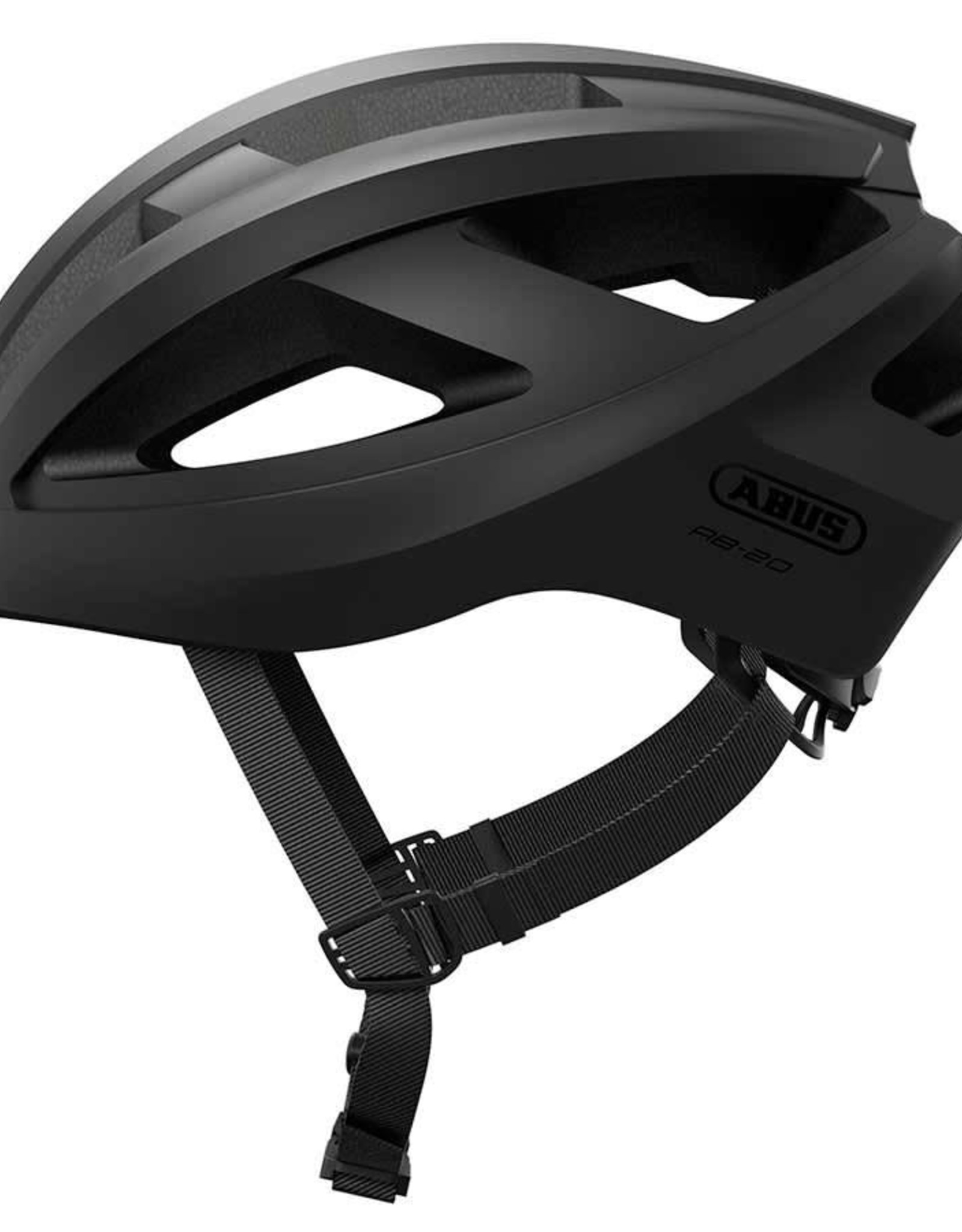 Abus Abus Macator Helmet - Velvet Black, Large