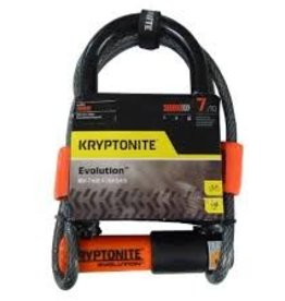 Kryptonite cadenas kryptonite EVOLUTION MINI 7 w/4' FLEX CABLE