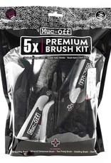 Muc-Off Muc-Off, 5 Piece brush set
