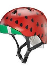 BERN casque Bern, Nina, Helmet, Satin Red Strawberry, XSS