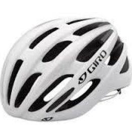 Giro casque giro FORAY MAT WHITE/SILVER M