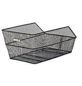 Basil Panier Basil, Cento, Rear basket, Black