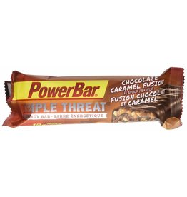 PowerBar PowerBar, Protein Triple Threat, Protein Bar, Chocolate/caramel fusion, 15 x 53g