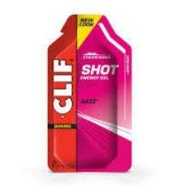 Clif, Shot, Gels energetiques, Framboises, 34g