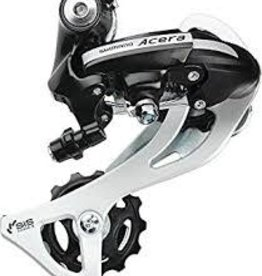 Shimano Shimano REAR DERAILLEUR, RD-M360-L, ACERA, SGS 7/8-SPEED, DIRECT ATTACHMENT, BLACK, IND.PACK