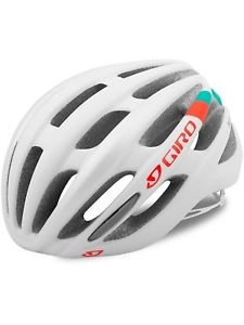 Giro Giro SAGA BLANC/TURQ/VERM M