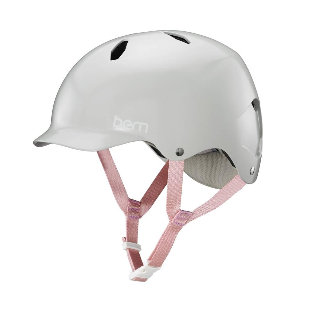 BERN Bern, Diabla, Helmet, Satin White, M