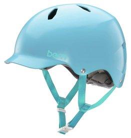 BERN Bern, Bandita, Helmet, Satin Light Blue, SM