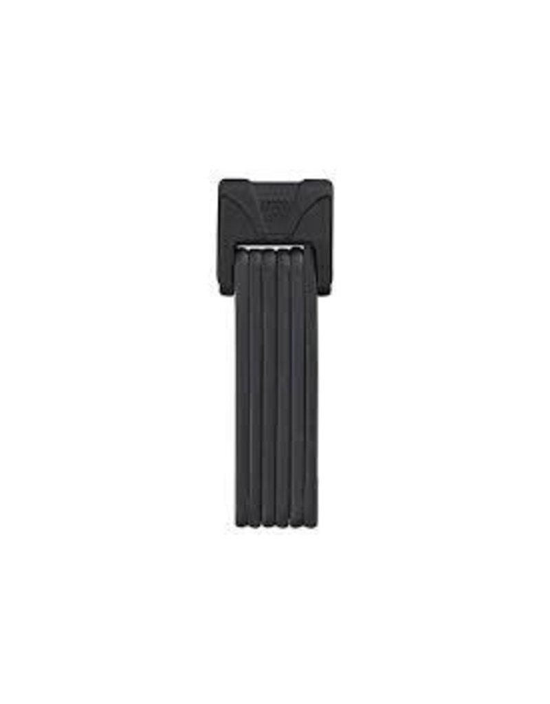 Abus Abus, Bordo Lite 6050, Cadenas pliable avec serrurea cle, 85 cm, Noir