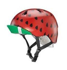 BERN Bern, Nina, Casque, Rouge fraise satine,