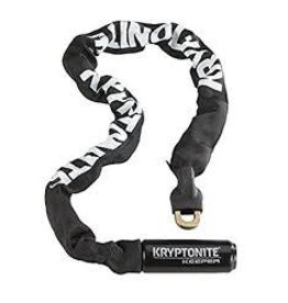 "Kryptonite KEEPER 712 Integrated Chain 48"" (120cm)"