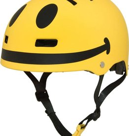 Bell KRASH YOUTH SMILEY JAUNE S
