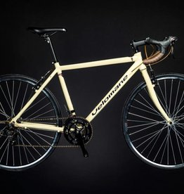 Velomane Velomane 115 cyclocross Shimano Tourney, jante double beige