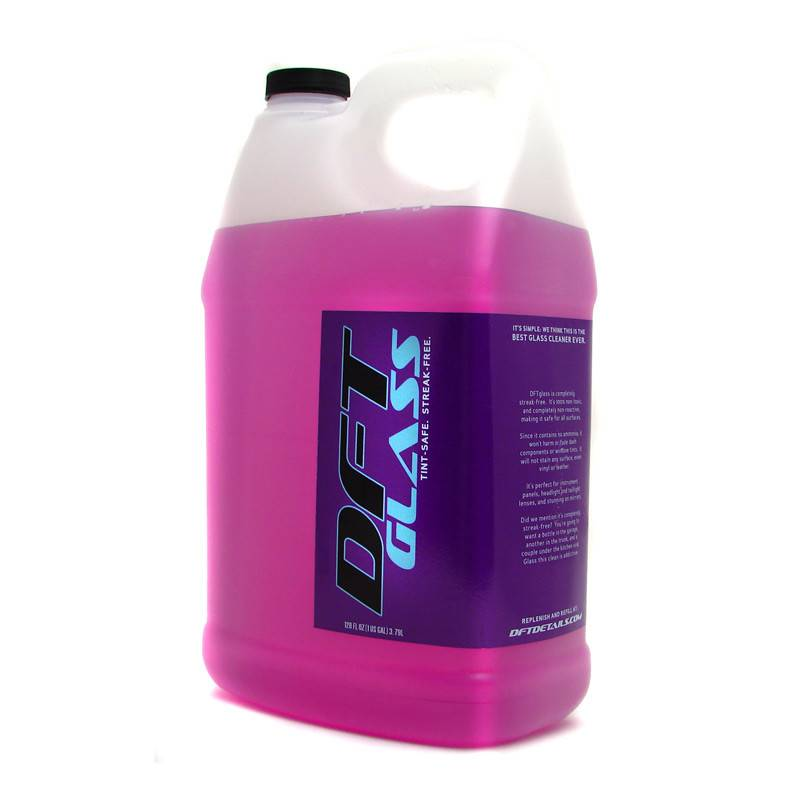 DFT Glass Gallon