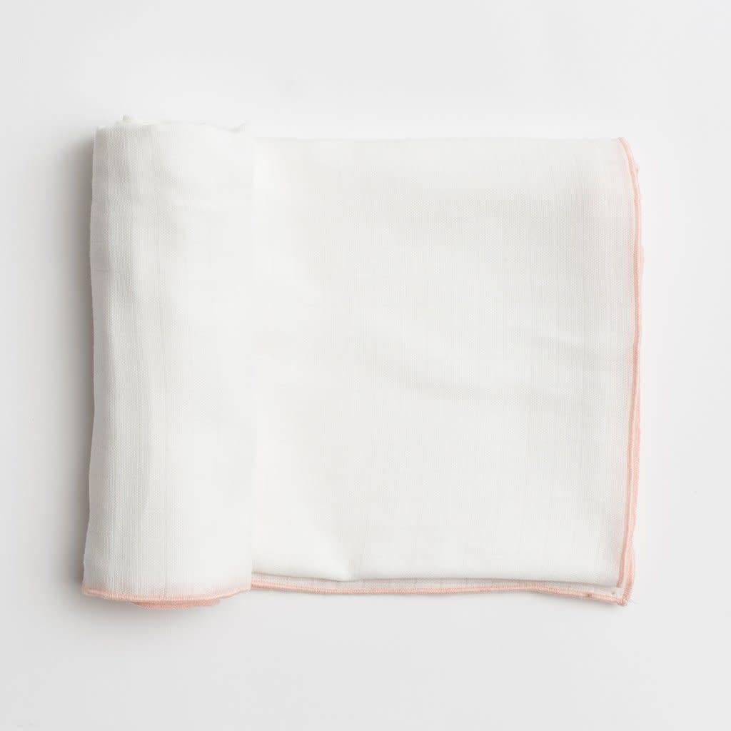 Zestt Organic Cotton Muslin Color Accent