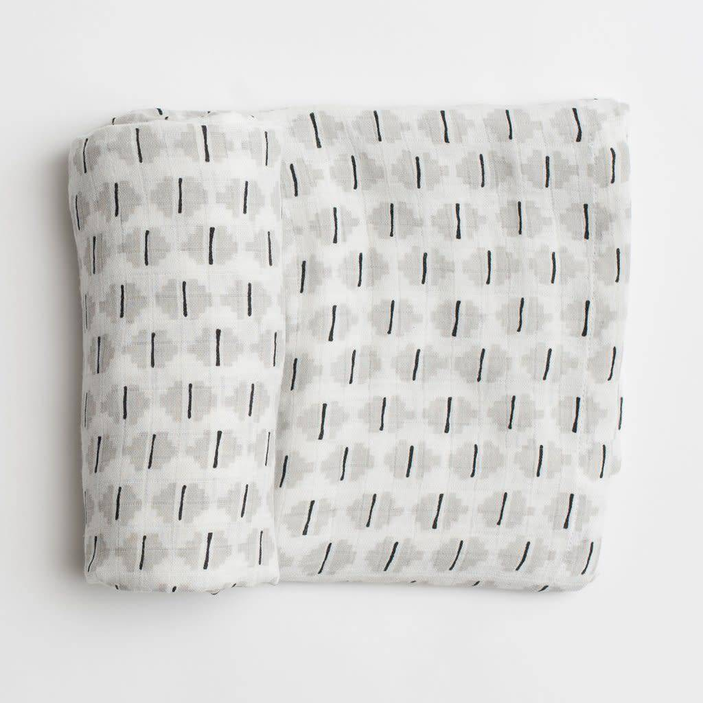 Zestt Organic Cotton Muslin Pattern