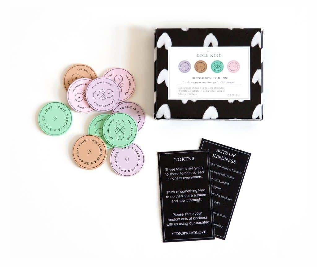 Kind Culture Co. 10 Tokens Kindness Kit