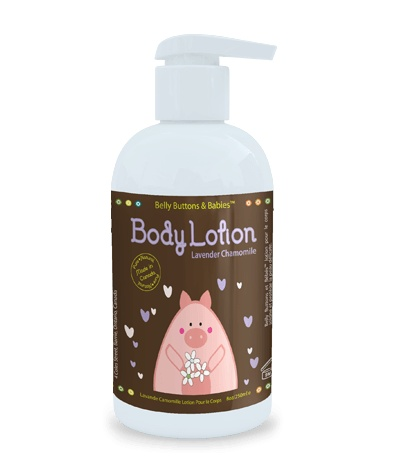 Belly Buttons and Babies Body Lotion