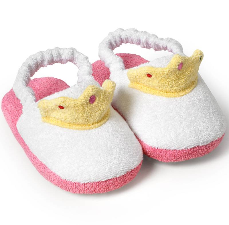Yikes Twins Princess Slippers