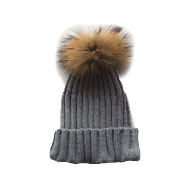 Tiny Trendsetter Adult Pom Hat