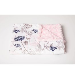 Tourance Baby Blanket- Classsic Paris Garden