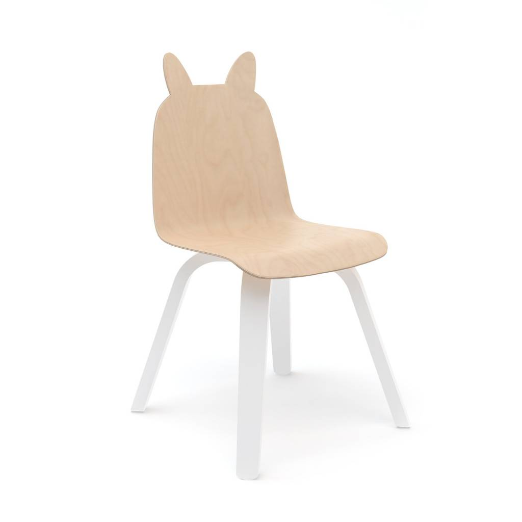 Oeuf Rabbit Play Chairs- Set of Two