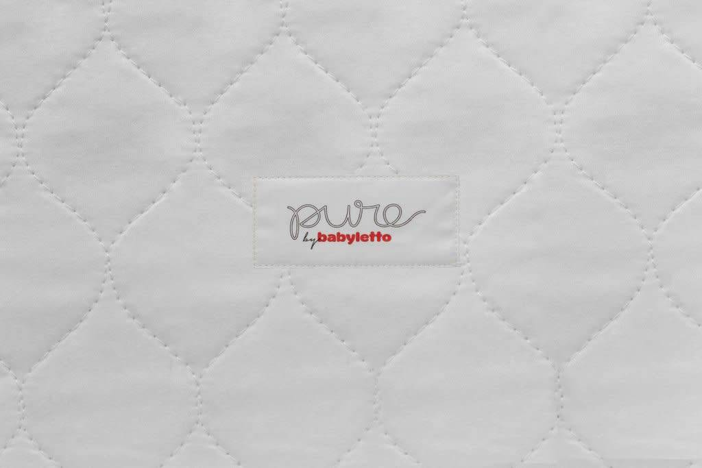 Pure Core Mini Crib Mattress w/ Hybrid Cover   HipBabyGear