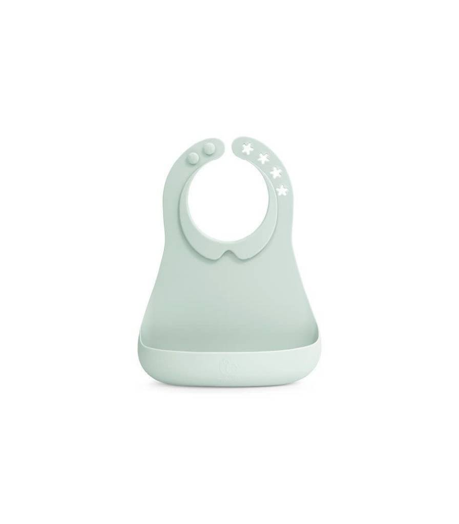 Stokke Stokke Munch Bib Soft Mint