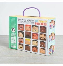 MyFamily Builders MyFamilyBuilders [48 pcs] Toy Set