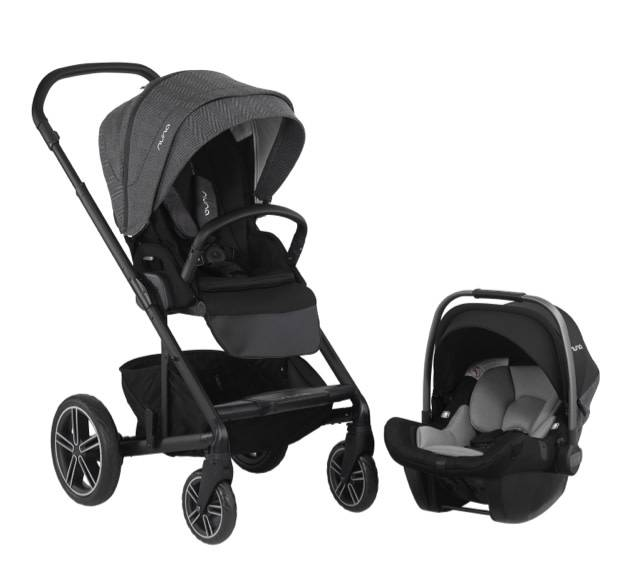 Nuna Mixx2 Travel System 2019