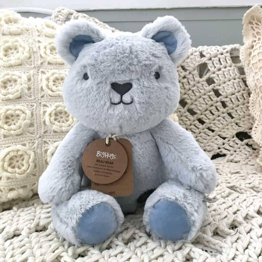 O.B. Designs Beau Bear Huggie