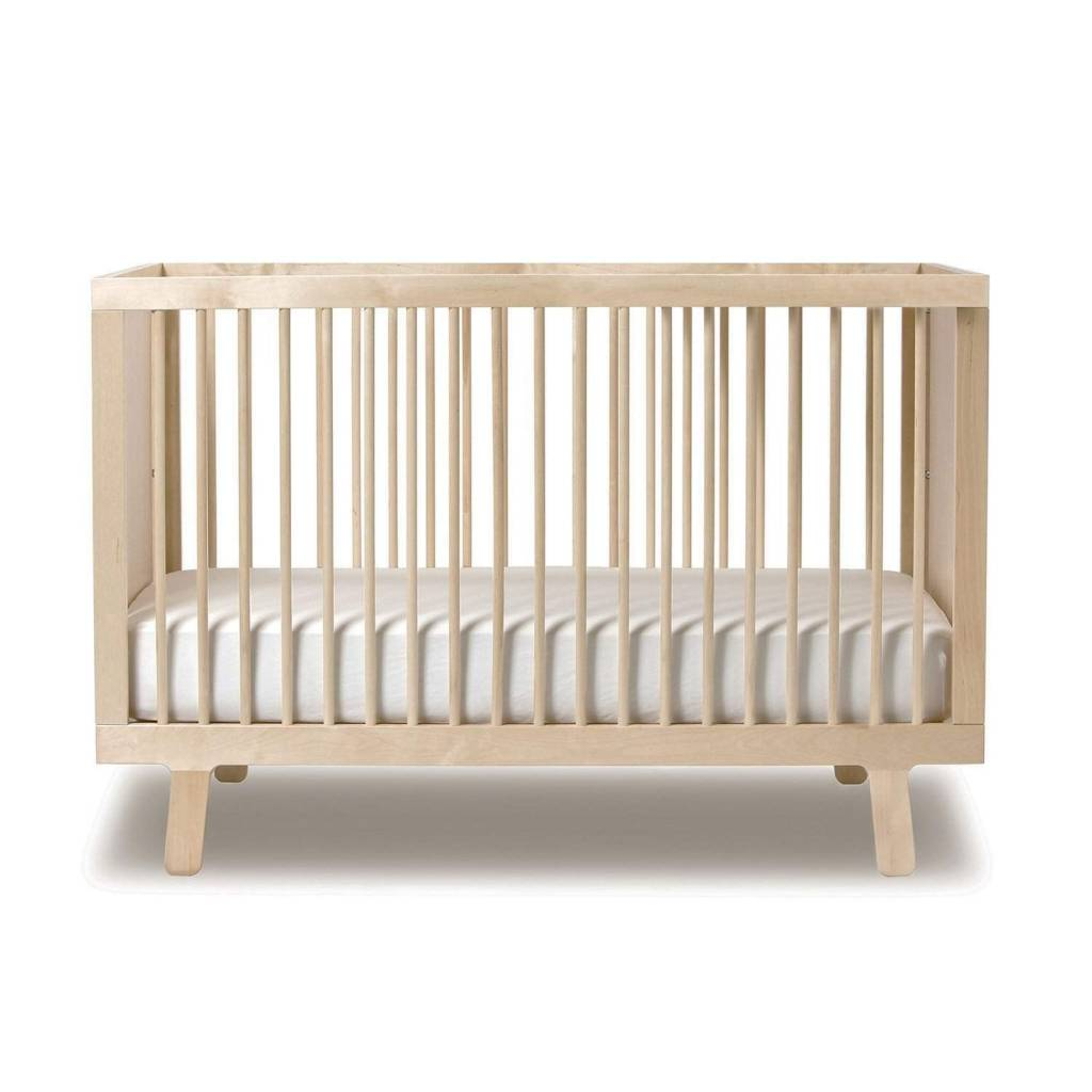 Natural Unfinished Sparrow Crib