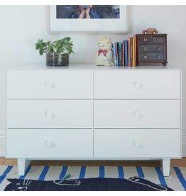 Oeuf 6 Drawer Dresser- Rhea