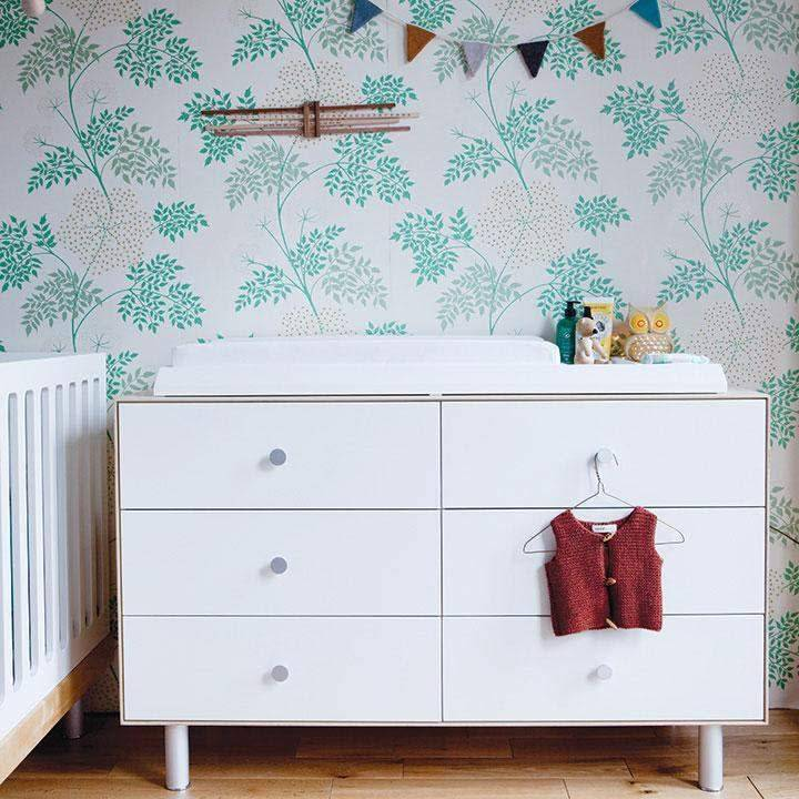 Oeuf 6 Drawer Dresser- Classic