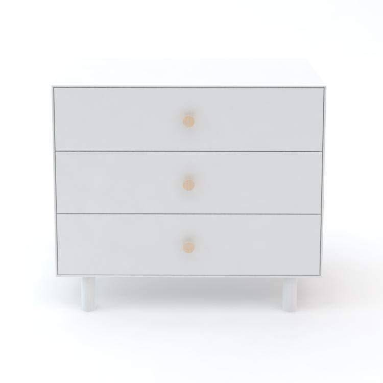 Oeuf 3 Drawer Dresser- Fawn
