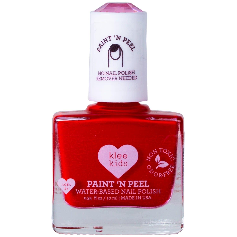 All Natural Nail Polish