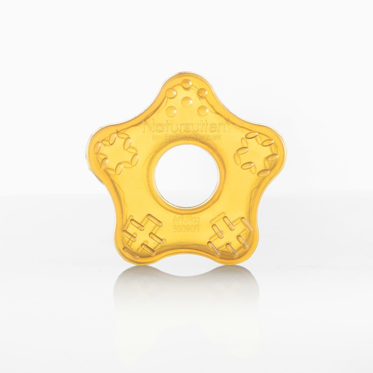 Natursutten Teether Toy Star- Amber