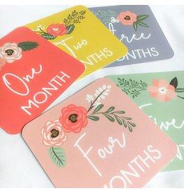 Bloom Milestone Card Set