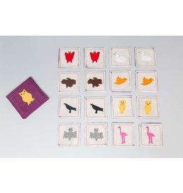 Air Animals Matching Memory Game