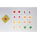 Vegetable Matching Memory Game