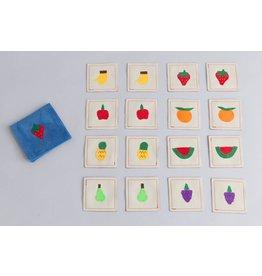 Fruit Matching Memory Game