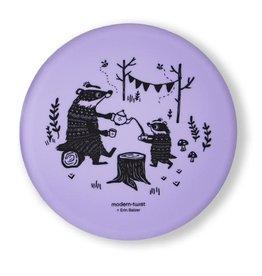 Modern Twist Meal Set- Badger, Lavender