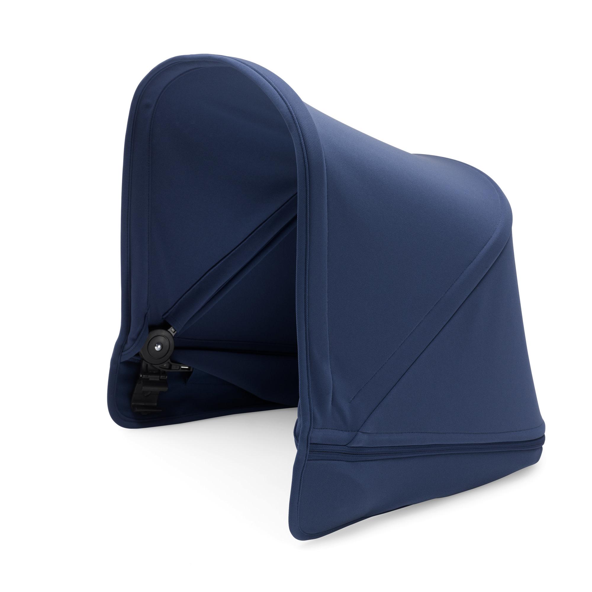 Bugaboo Donkey2 Mono Style Set- Black, Blue Melange