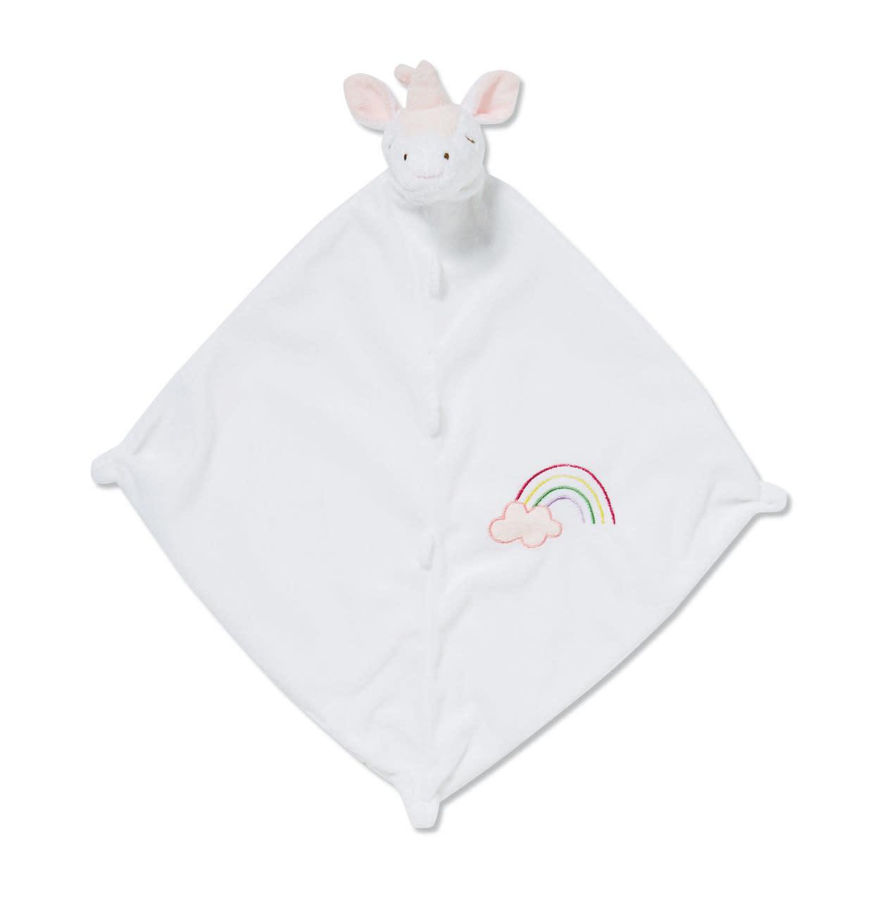 Blankie-  White Unicorn