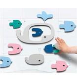 Quut Toys Bath Puzzle- Whales