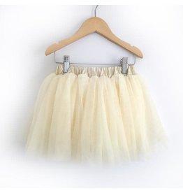 Carken Design Cream Tulle Skirt 12m