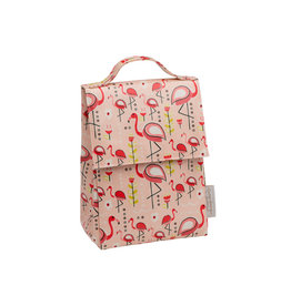 Sugarbooger Lunch Sack- Flamingo
