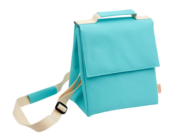 Sugarbooger Super Good Lunch Sack- Awesome Aqua