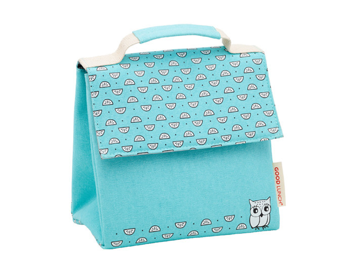 Sugarbooger Good Lunch Sack- Meadow Owl