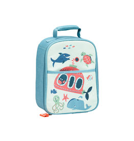 Sugarbooger Zippee Lunch Tote- Ocean